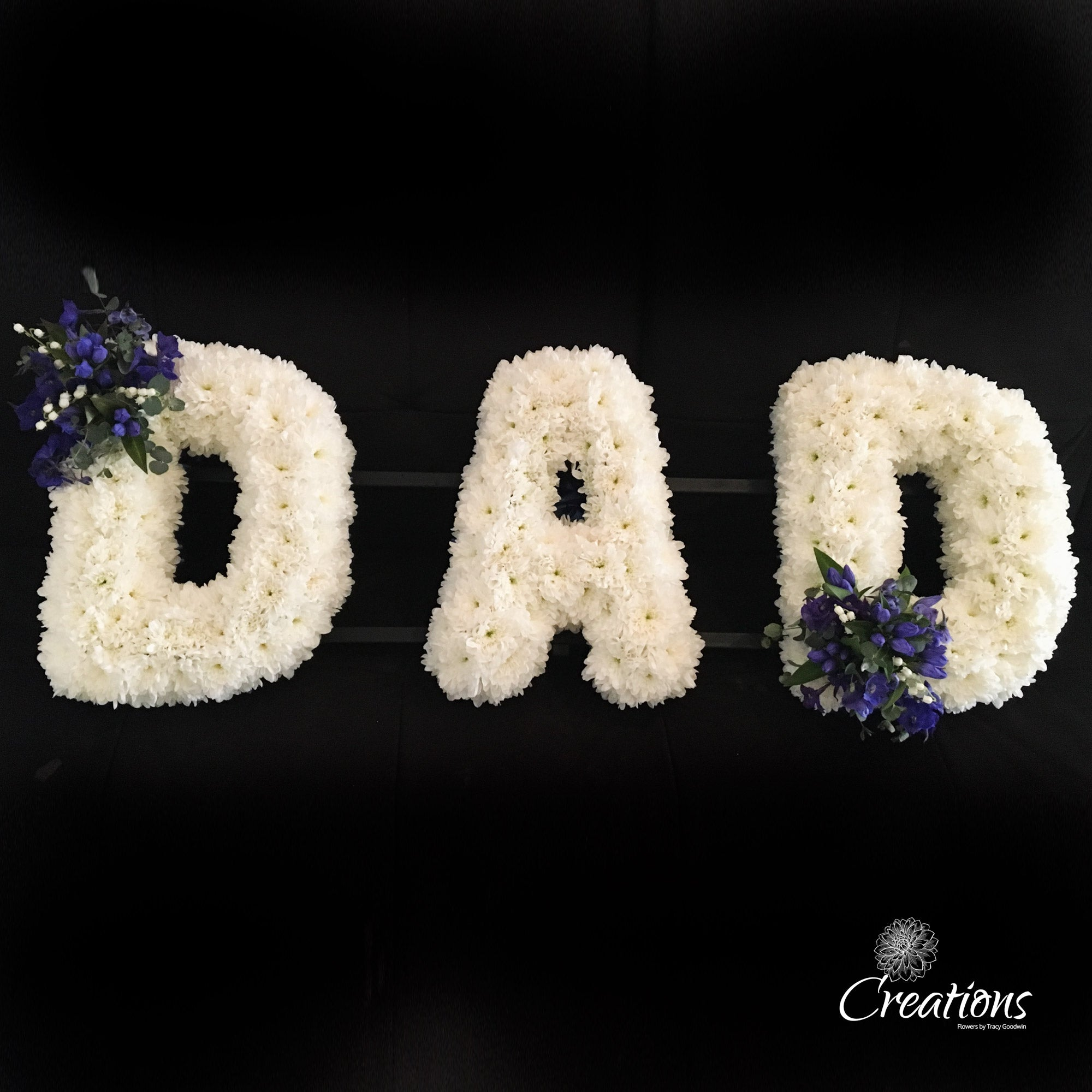 Funeral letters names creations flowers izmirmasajfo