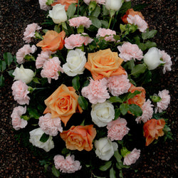 Single-Ended Spray, Wreaths,- Creations Flowers