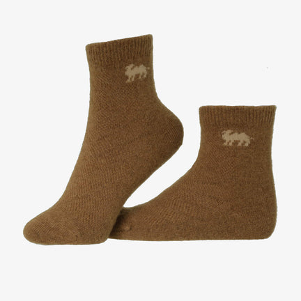Kinder Wollsocken Kamelwolle