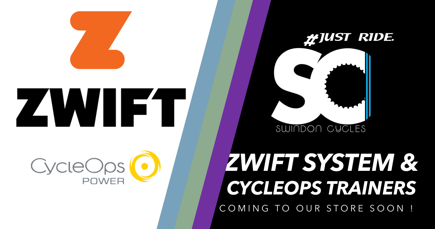 ZWIFT & CO. COMING TO STORE!