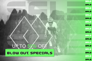 UP TO 50% OFF - ROAD BIKES