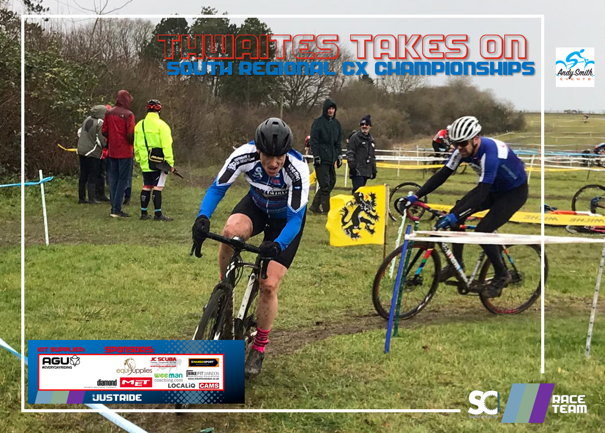 TSC RIDER TAKES ON SOUTH REGIONAL CX CHAMPIONSHIPS