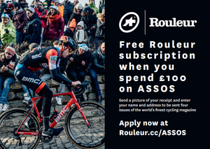 ASSOS | FREE ROULEUR SUBSCRIPTION