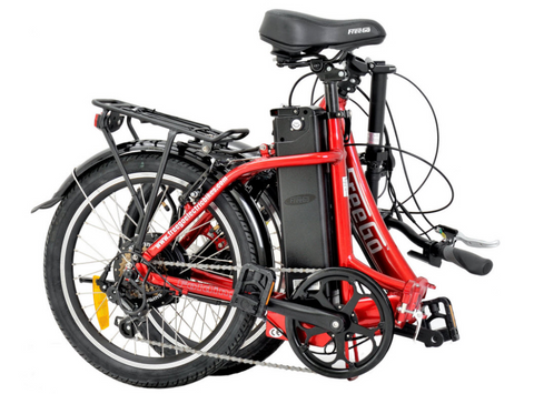 Mitchell Cycles Electric Bike