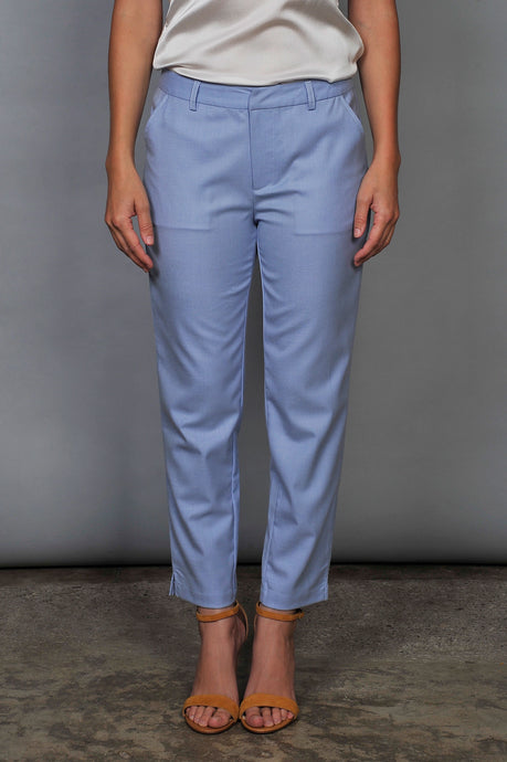 light blue pants