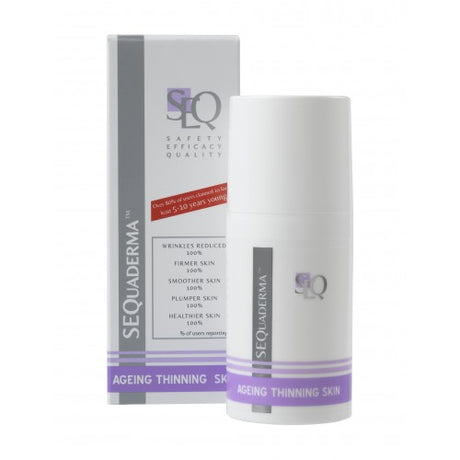 SEQuaderma™ Ageing Thinning Skin - For Signs of Ageing