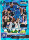 #/075-BLUE ICE. 018. ANTONIO RUDIGER -  CHELSEA- CARD 52 OF 75