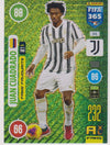 054. JUAN QUADRADO - JUVENTUS -  FAN`S FAVORITE