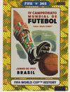 373. FIFA WORLD CUP HISTORY - BRASIL 1950