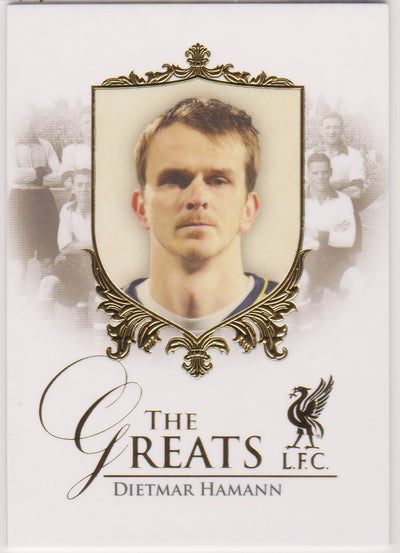 042. Dietmar Hamann - The greats - Liverpool