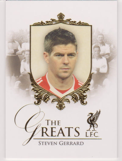 040. Steven Gerrard - The greats - Liverpool