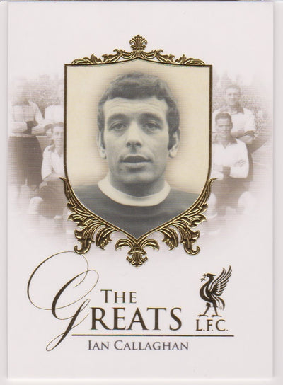 034. Ian Callaghan - The greats - Liverpool