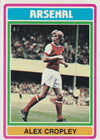 167. Alex Cropley - Arsenal