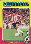 219. Tony Field - SHEFFIELD UNITED