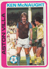 002. KEN MCNAUGHT - ASTON VILLA