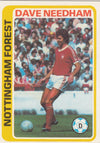 121. Dave Needham  - Nottingham Forest