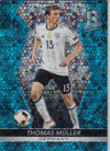 013. THOMAS MULLER - GERMANY - BLUE PRIZM - #75