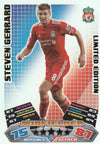 LE4. STEVEN GERRARD - LIVERPOOL - LIMITED EDITION