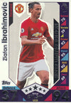 LE2S. ZLATAN IBRAHIMOVIC - MANCHESTER UNITED - LIMITED EDITION SILVER