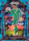 #075. BLUE ICE PRIZM - 046. NICK POPE - BURNLEY - CARD 13 OF 75