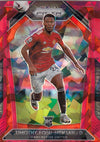 011. TIMOTHY FOSU-MENSAH - MANCHESTER UNITED - ROOKIE - RED ICE PRIZM