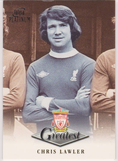 025.Chris Lawler - Greatest - Liverpool
