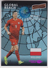 179. ROBERT LEWANDOWSKI - POLAND - GLOBAL REACH #99