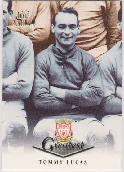 029. Tommy Lucas - Greatest - Liverpool