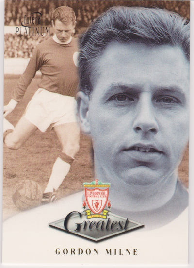 033. Gordon Milne - Greatest - Liverpool