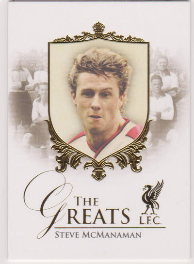 048. Steve Mcmanaman - The greats - Liverpool