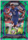 #049. GREEN ICE PRIZM - 224. TAMMY ABRAHAM - CHELSEA - CARD 23 OF 49