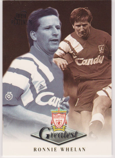 049. Ronnie Whelan - Greatest - Liverpool