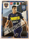 017. SANTIAGO VERGINI - BOCA JUNIORS - TEAM MATE