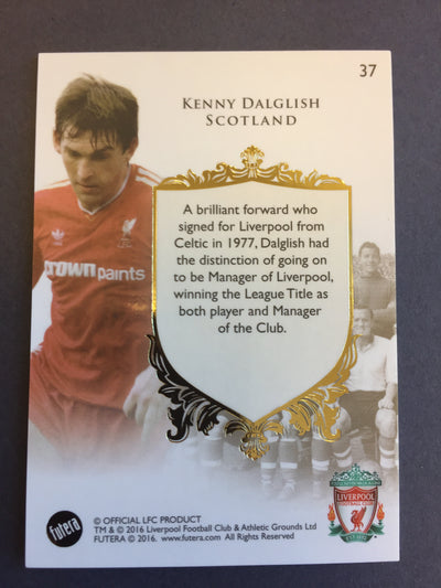037. Kenny Dalglish - The greats - Liverpool