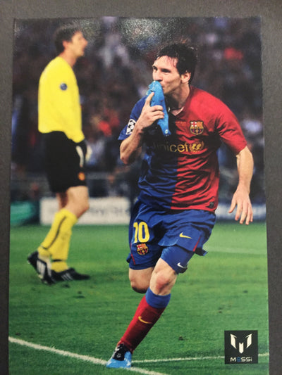 015. OFFICIAL MESSI CARD COLLECTION