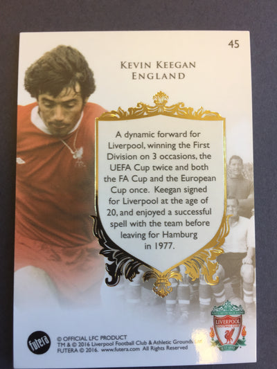 045. Kevin Keegan - The greats - Liverpool