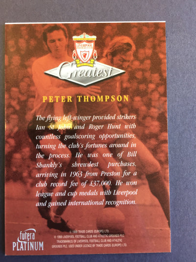 046. Peter Thompson - Greatest - Liverpool