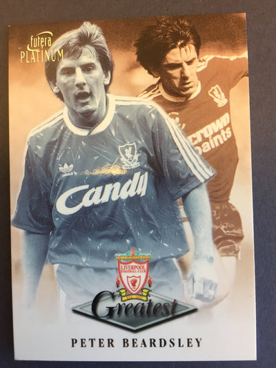 003. Peter Beardsley - Greatest - Liverpool