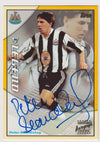 L4 - PETER BEARDSLEY - NEWCASTLE UNITED - LEGENDS - AUTOGRAPHED