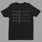 BLACK WE ARE TEE