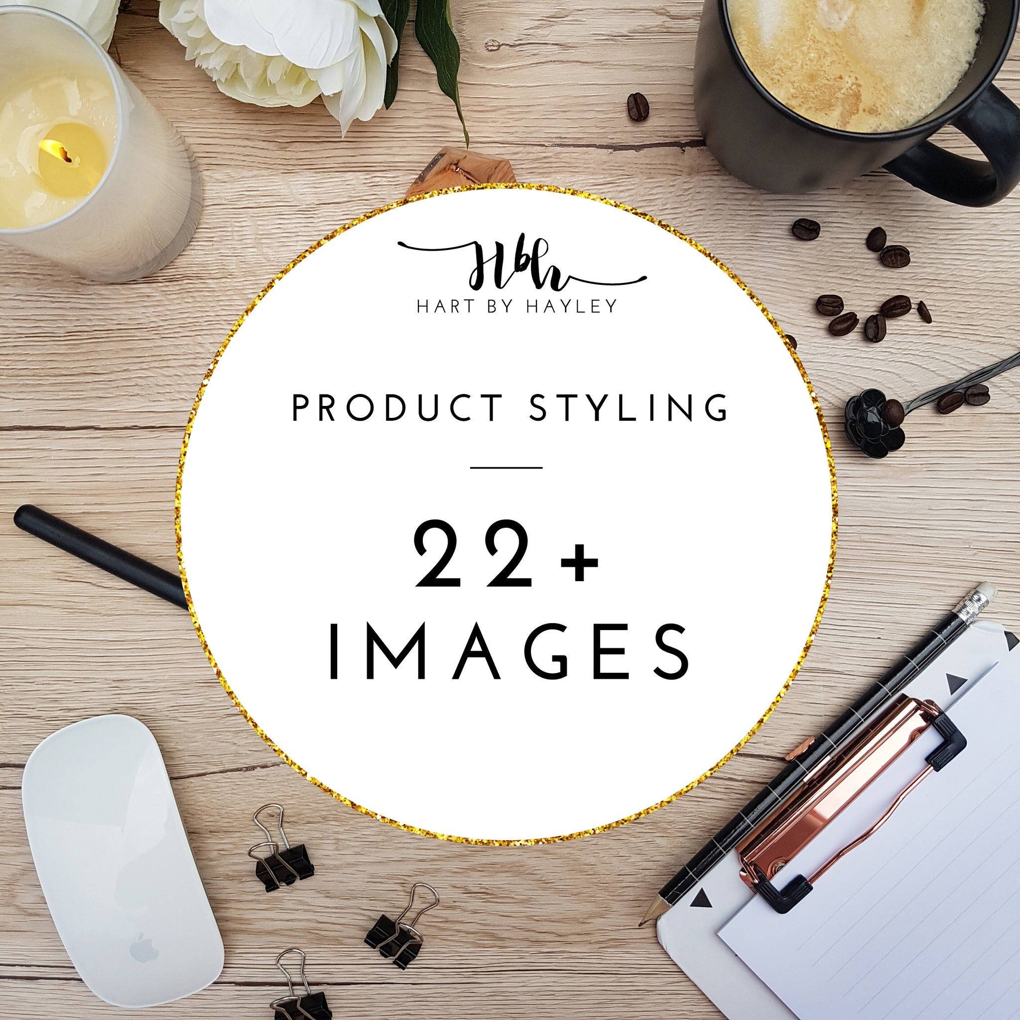 Product styling for 22+ images