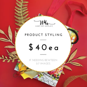 Product styling for 2-7 images