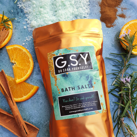 Immunity Bath Salts - Large