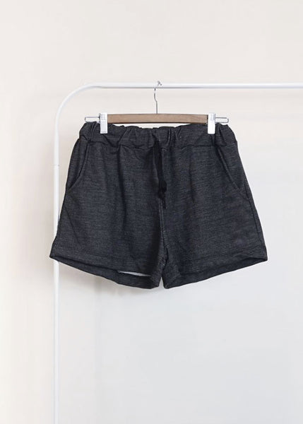 Lazy Large Drawstring Shorts