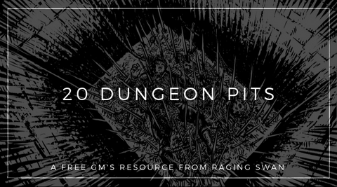 20 Dungeon Pits