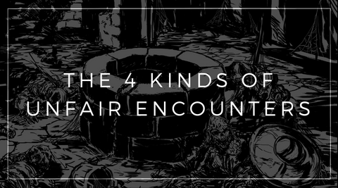The Four Kinds of Unfair Encounters