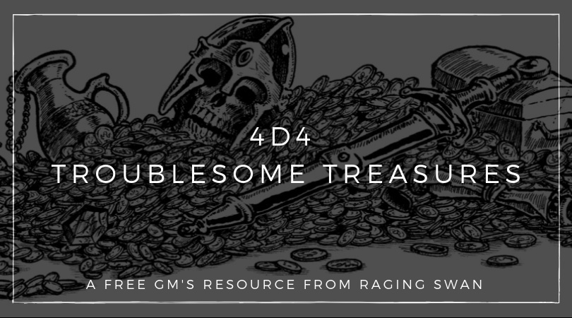 4d4 Troublesome Treasures