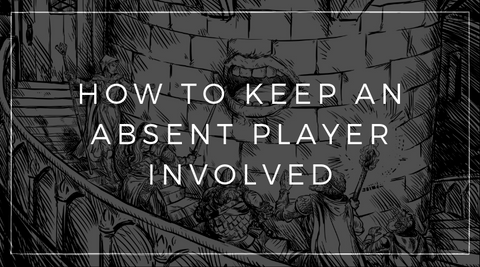 How to Keep an Absent Player Involved