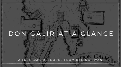 Don Galir at a Glance