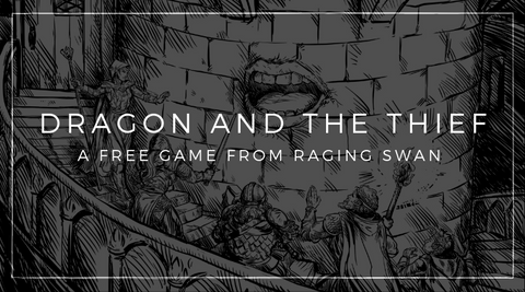 The Dragon and the Thief: A Free Game for Your Game